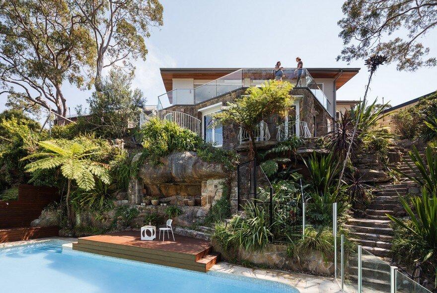 Gitarren Haus Renovated by Bijl Architecture in Sydney