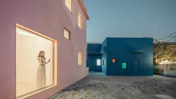 His House and Her House: Urban Village Renovation by Wutopia Lab