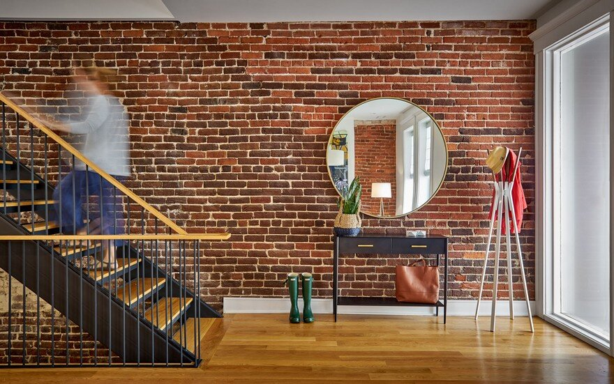Historic Building Transformed into a Family Home in Knoxville, Tennessee 5