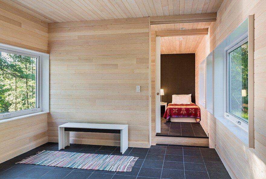 Hyytinen Cabin In Northern Minnesota Salmela Architect