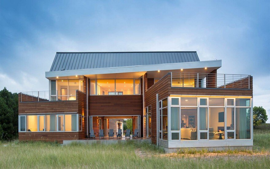 Lake Michigan Beach House by SALA Architects 11