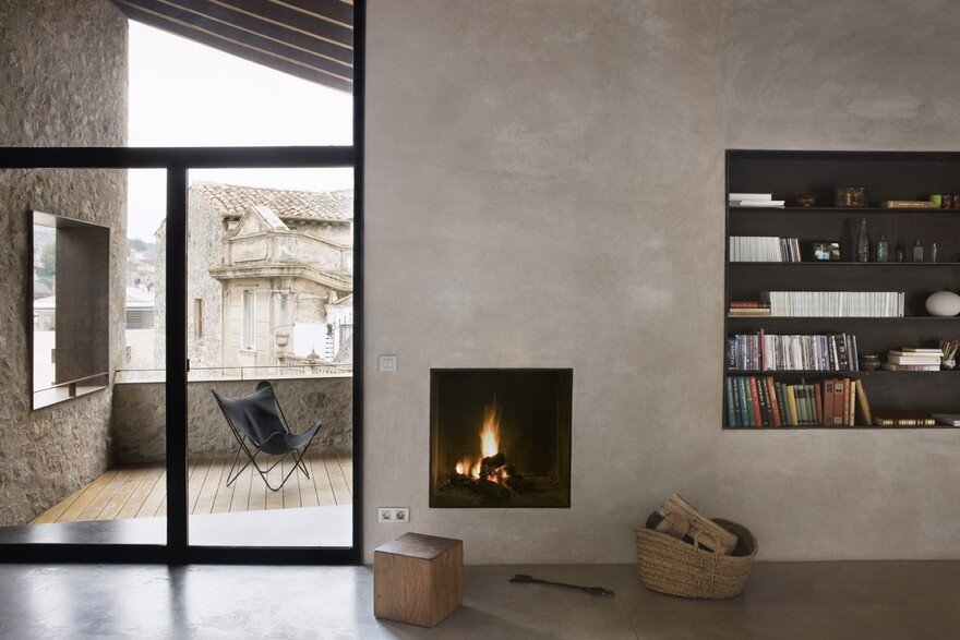 Medieval House Gets a Contemporary Renovation in Catalonia 3