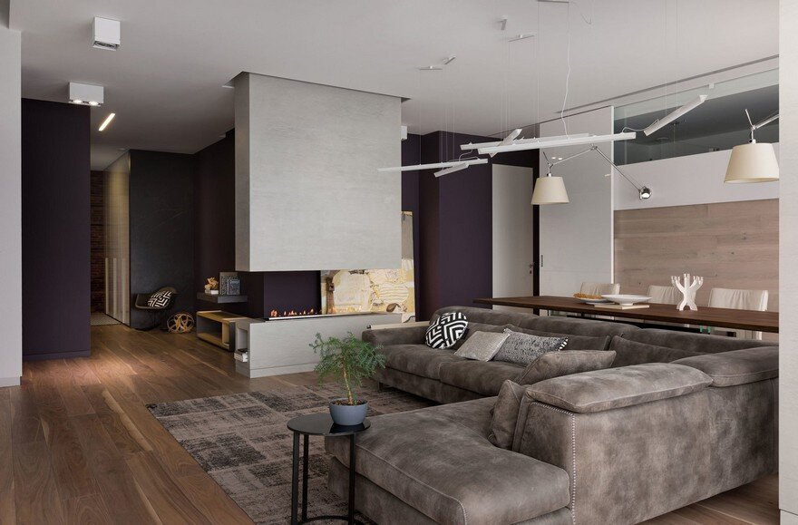 Modern Dnepr Apartment for a Young Family with Two Kids 3