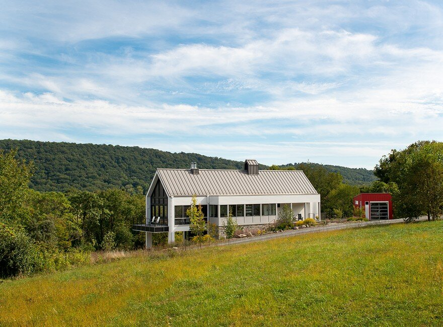 Modern Farmhouse Retreat in a Rural Hamlet, Virginia