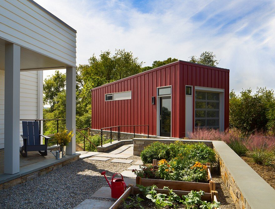Modern Farmhouse Retreat In A Rural Hamlet Virginia
