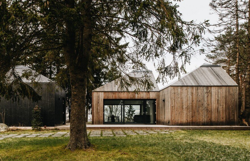 Muraste Cottage in Estonia by KUU Architects