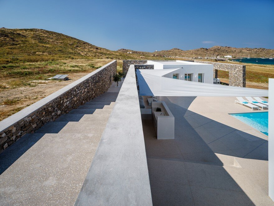Paros Island House by React Architects