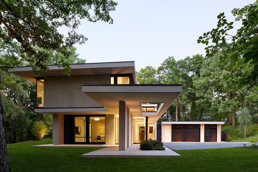 Ravine house robbins architecture for Ravine house architecture design
