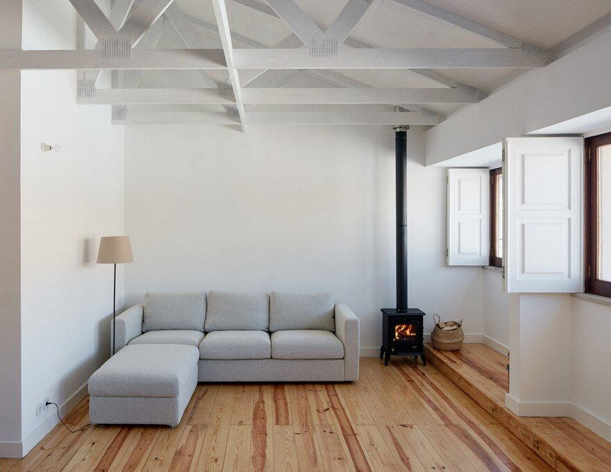 Travessa Dom Vasco Apartment Rehabilitated in Lisboa by Arriba 4