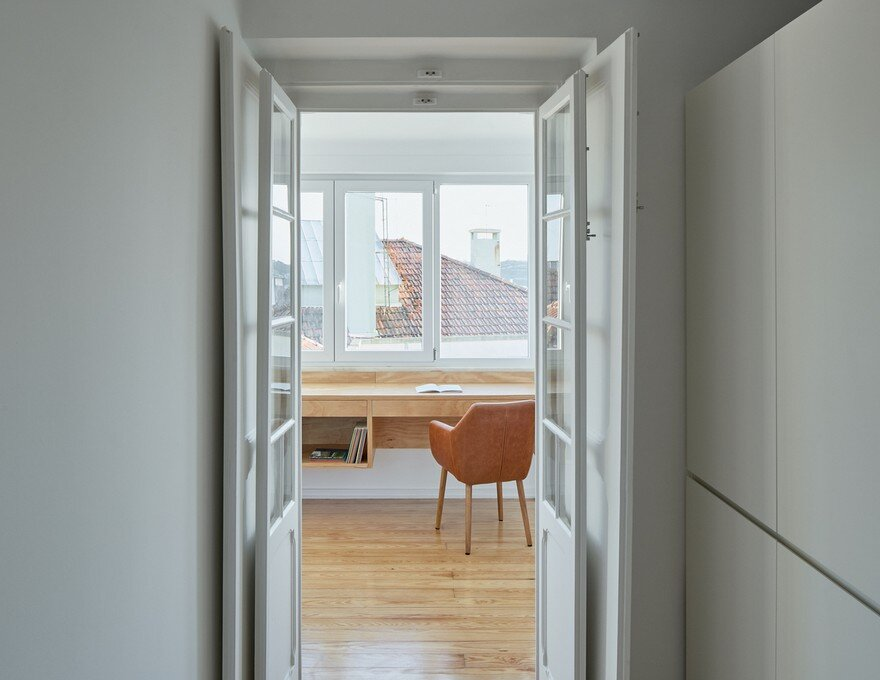 Travessa Dom Vasco Apartment Rehabilitated in Lisboa by Arriba 5