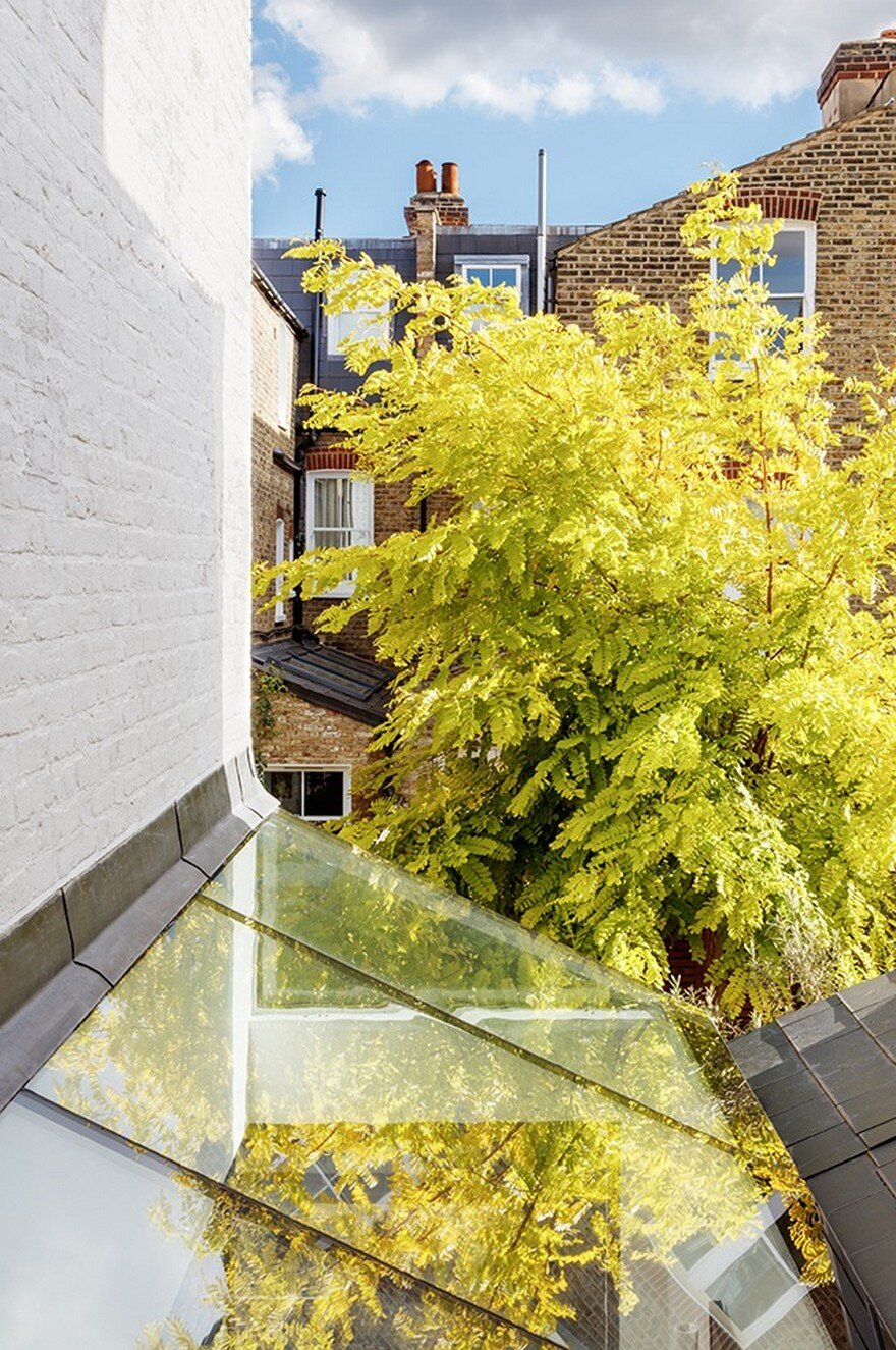 Victorian Mid Terrace House Transformed By Granit Architects