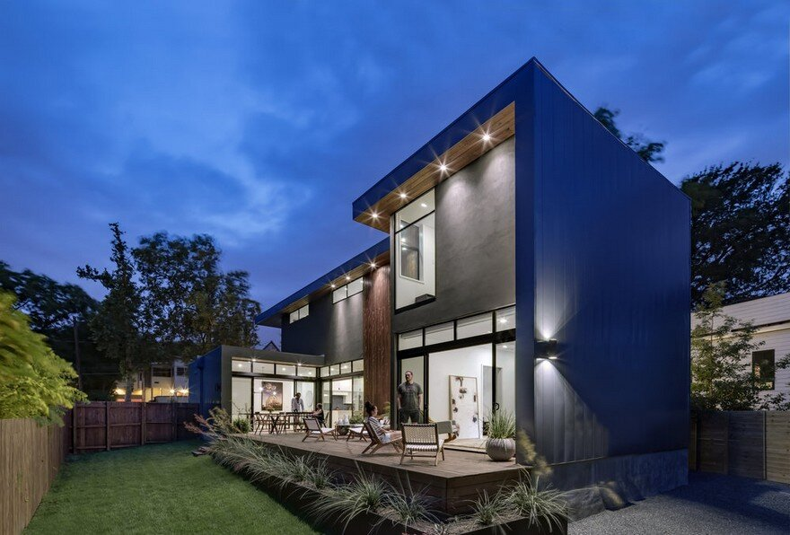 Ashby Residence in Austin, Texas / Matt Fajkus Architecture