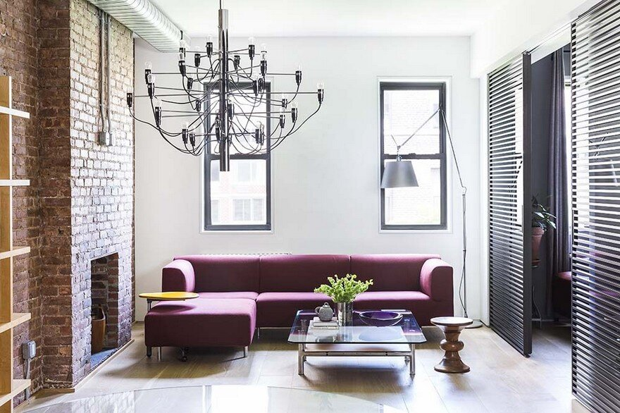 Chelsea Apartment by BFDO Architects