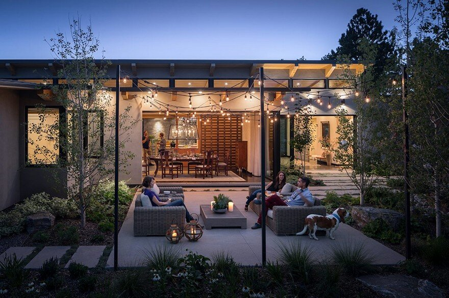 Cherry Residence by Semple Brown Design