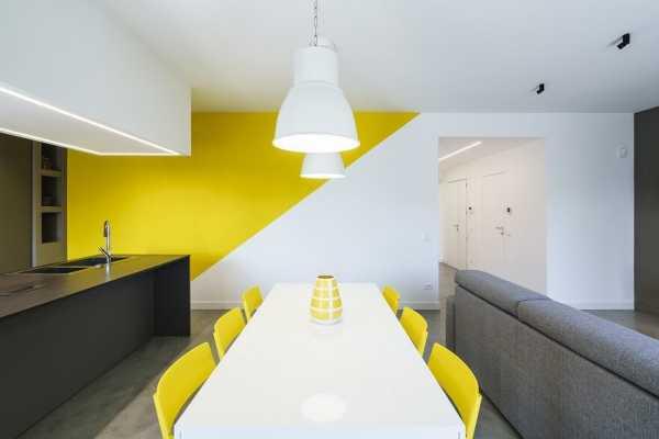 Diagonal Apartment by Brain Factory Architecture & Design