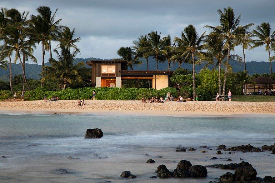 Hale Nukumoi Beach House by Walker Warner Architects 22