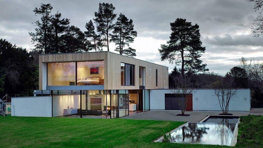 Kennedy Residence by John Pardey Architects