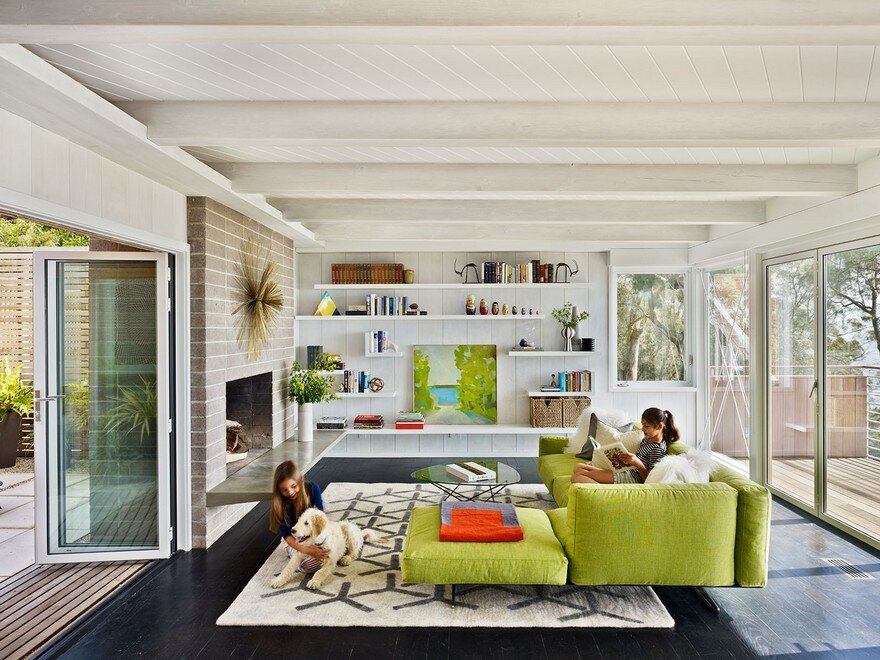 Mid-Century Modern Home Renovation in Berkeley Hills, California