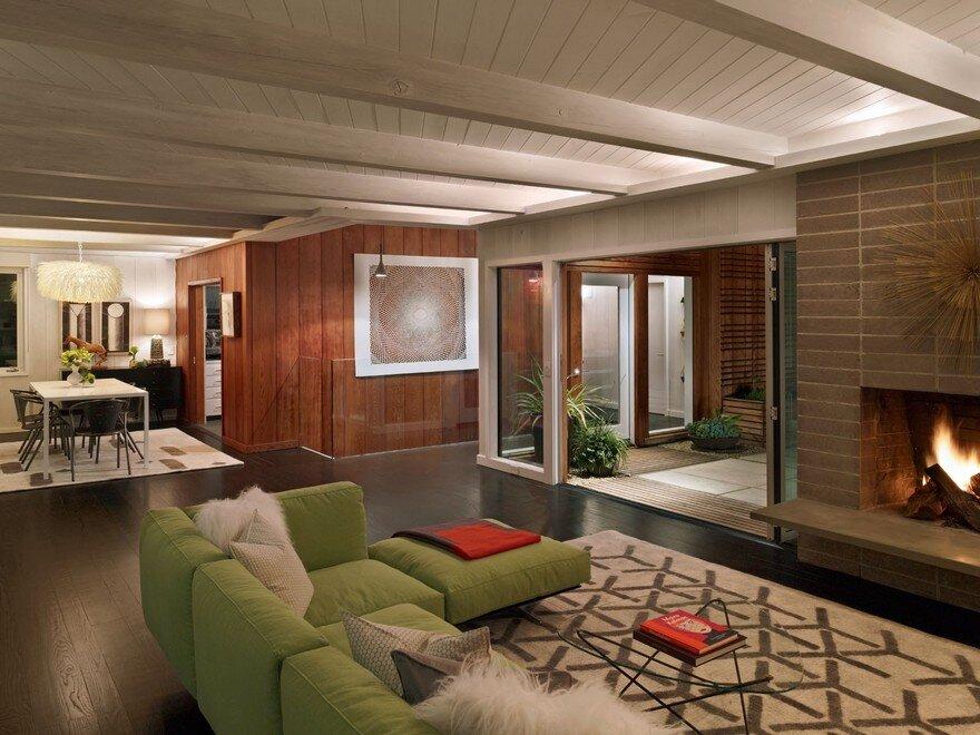 Mid Century Modern Home Renovation In Berkeley Hills, California 15