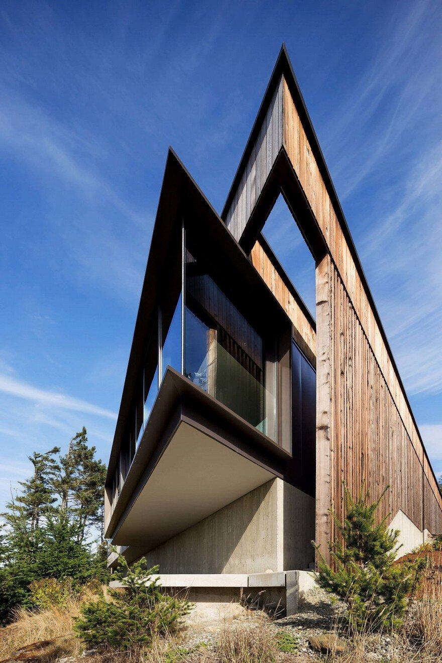 Okada Marshall House By D Arcy Jones Architecture