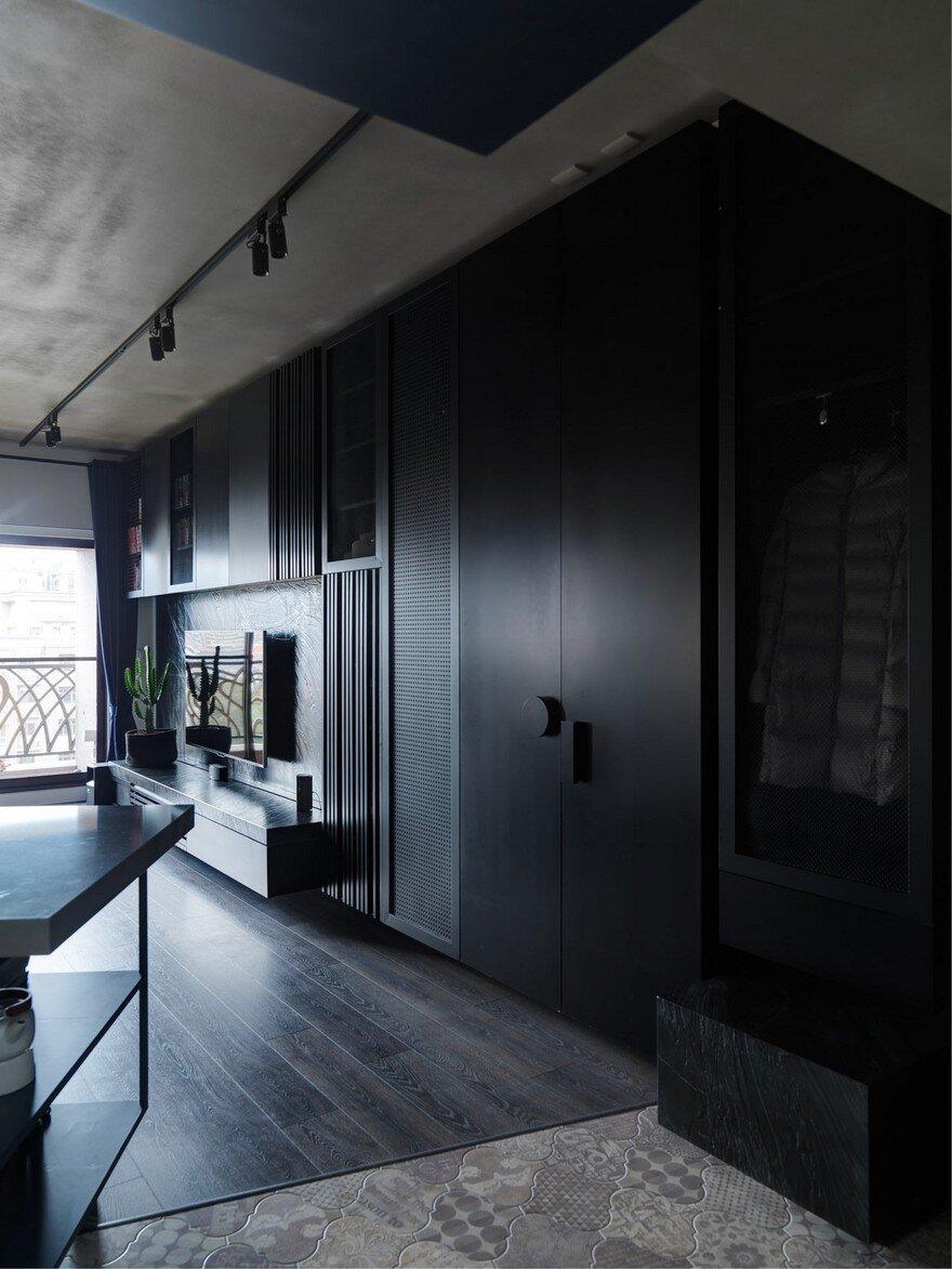 Taipei Small Apartment By Ganna Studio