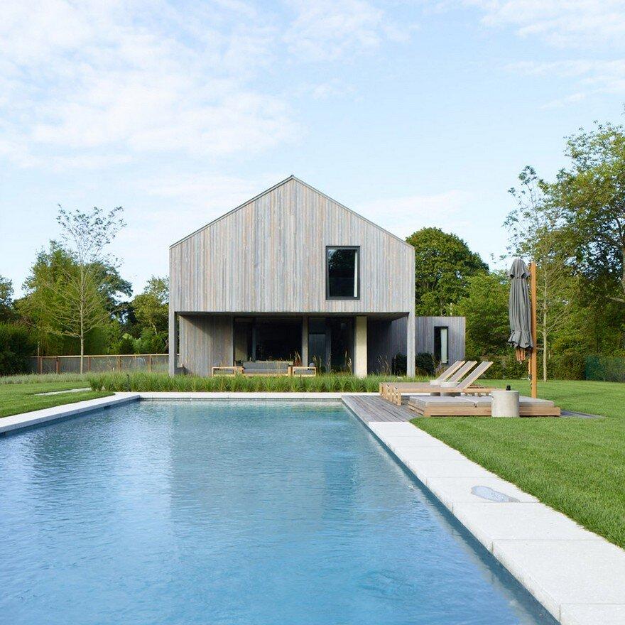 pool, Maziar Behrooz Architecture