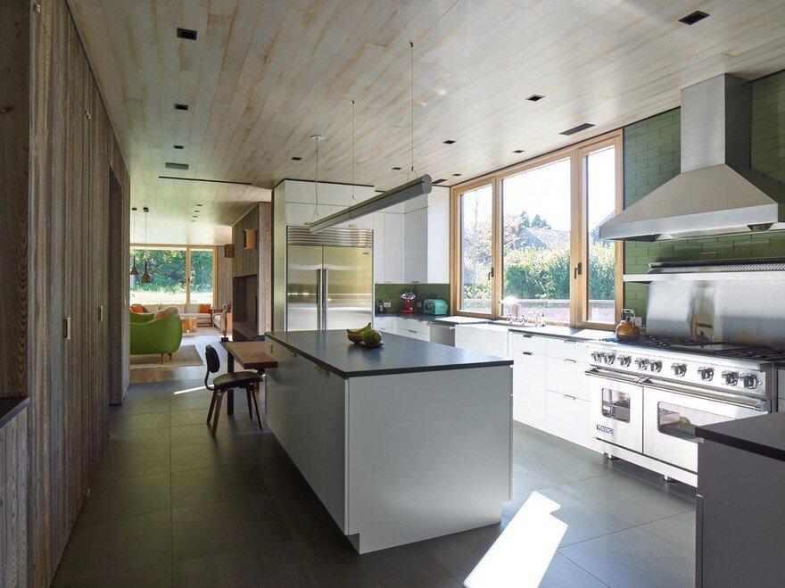 kitchen, Maziar Behrooz Architecture
