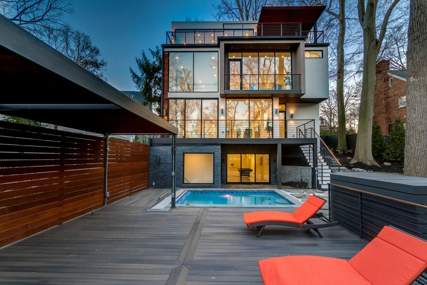 Chesapeake House by KUBE Architecture 1