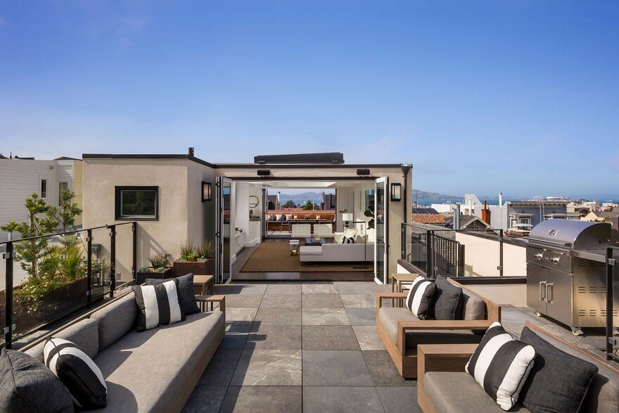 Cow Hollow Penthouse by Studio G+S Architects