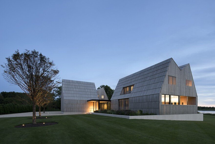 Georgica Cove House by Bates Masi Architects 13