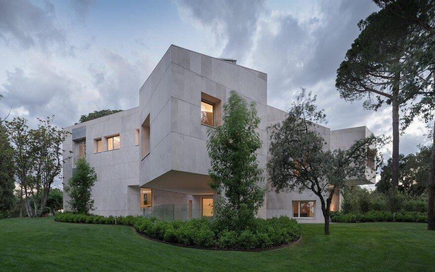 Moraleja Residence by Darro18 Arquitectos 14