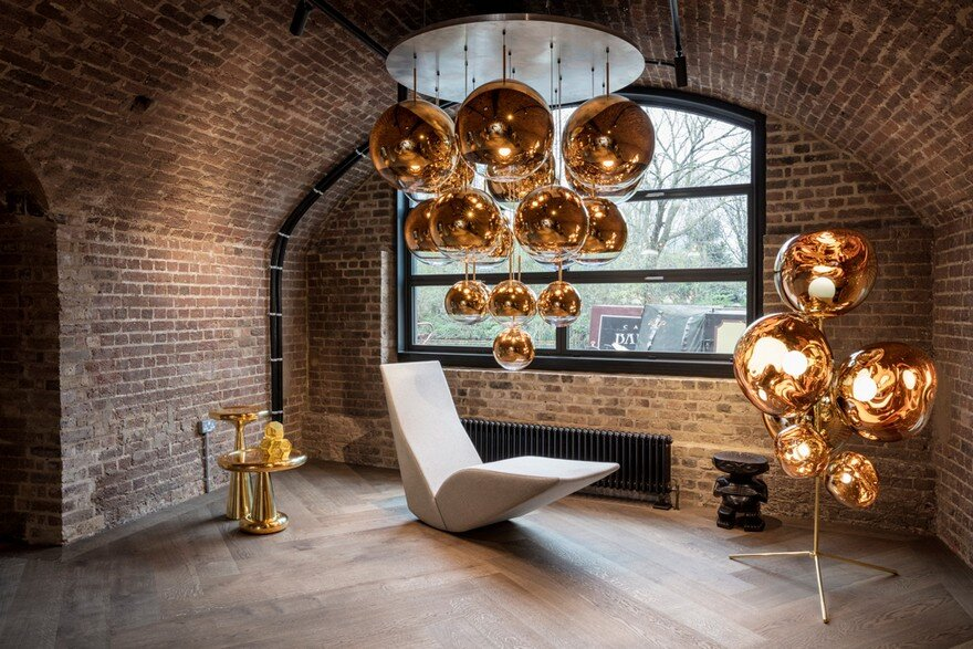 The Coal Office: New Home for Tom Dixon's Latest Experiments and Innovations