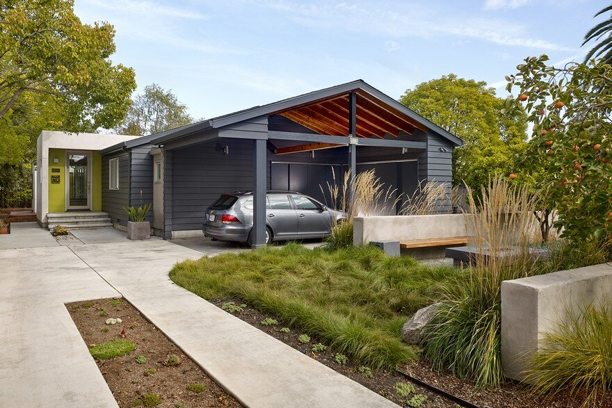 Two Existing Homes Have Been Transformed to Bring Together Multiple Generations