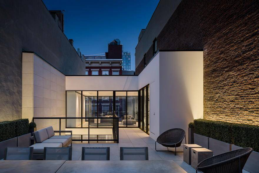 25 Mercer Townhouse by Fogarty Finger Architecture