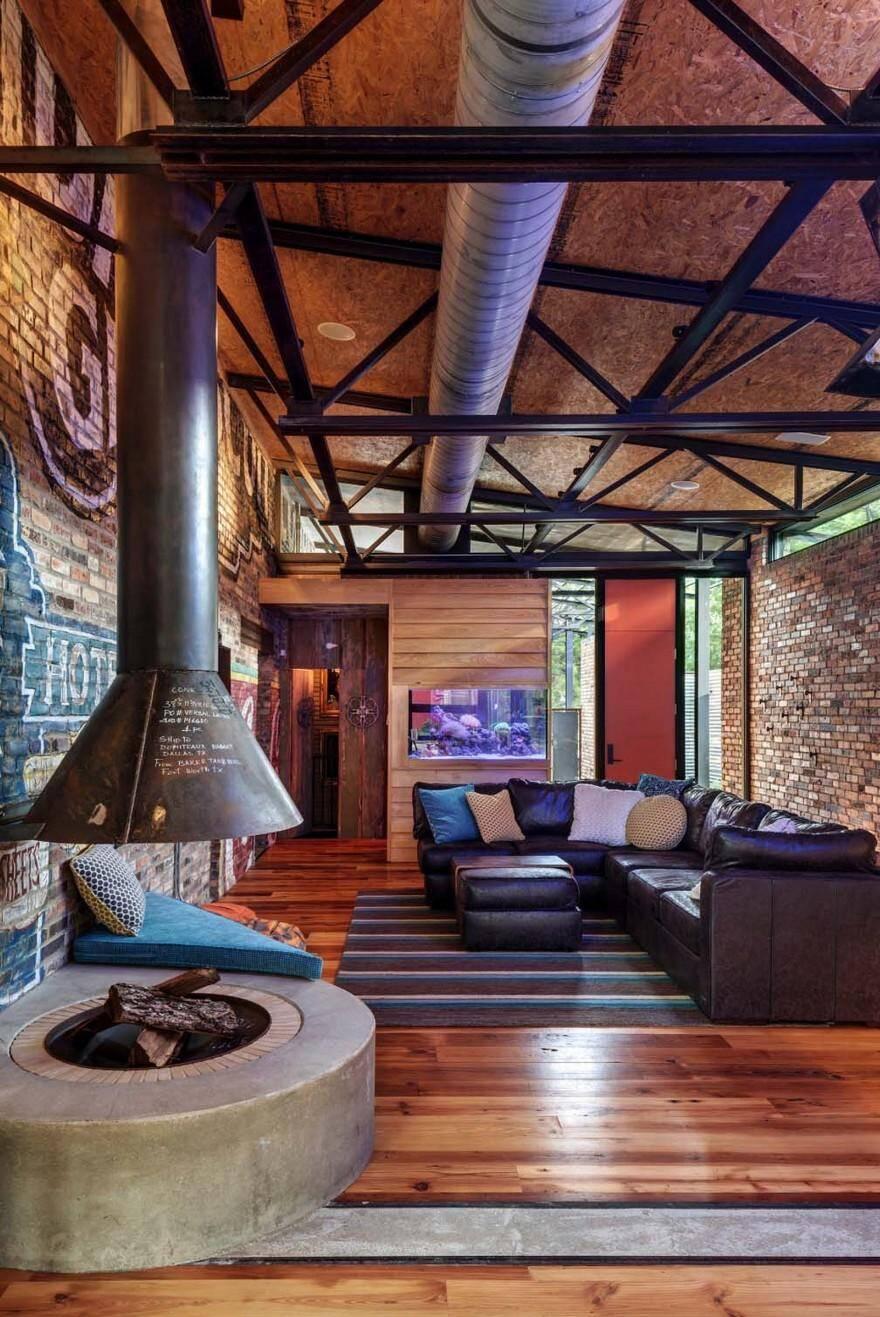 Bonita Residence By Domiteaux Baggett Architects
