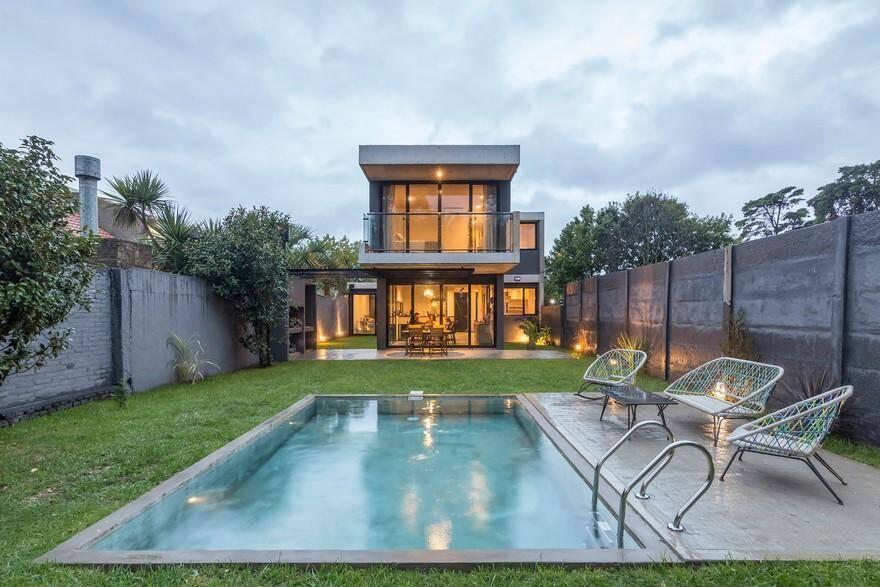 Casa Arturo in Mar del Plata by Moirë Arquitectos 18