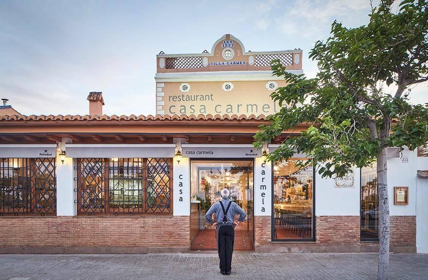 Casa Carmela Restaurant in Valencia by Nihil Estudio