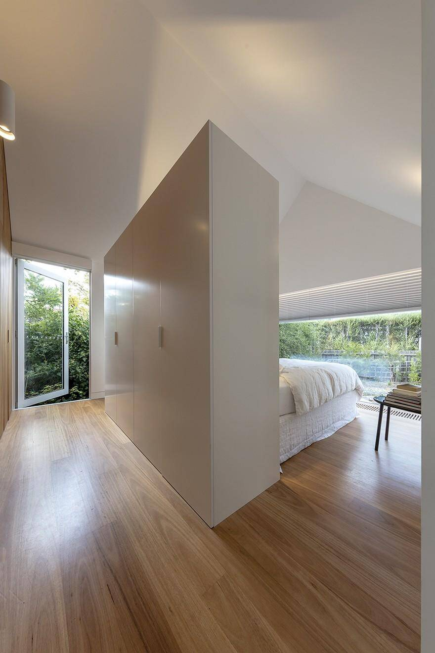 bedroom, Austin Maynard Architects 9