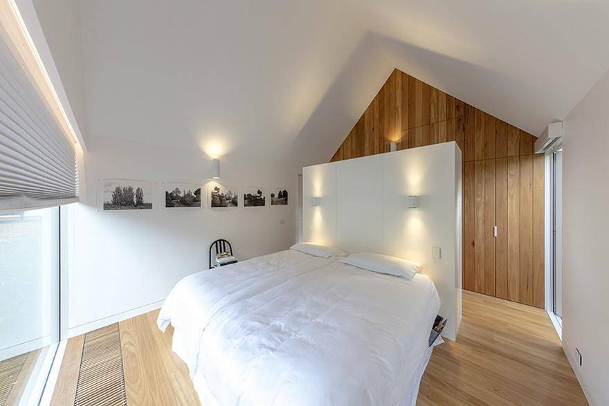 bedroom, Austin Maynard Architects 10