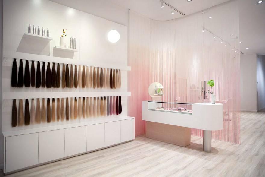 Glam Seamless in Soho, NY / Sergio Mannino Studio