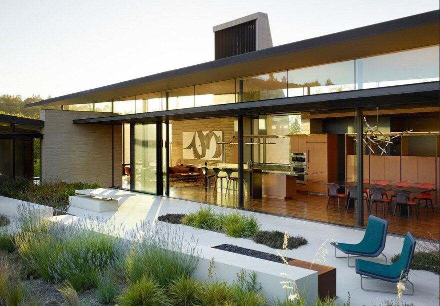 House of Earth and Sky by Aidlin Darling Design