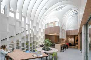 Multipurpose Co-working and Gathering Space in Taipei, Yuan Architects
