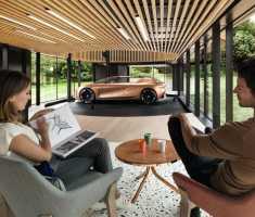 Portable House Renault Symbioz by Marchi Architectes