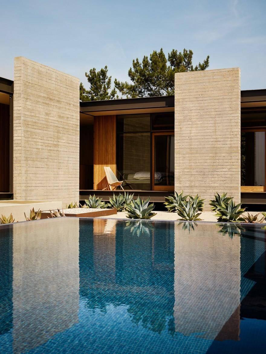 Saddle Peak House By Sant Architects