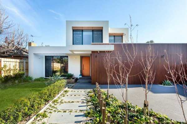 Thompson Home by McGann Architects