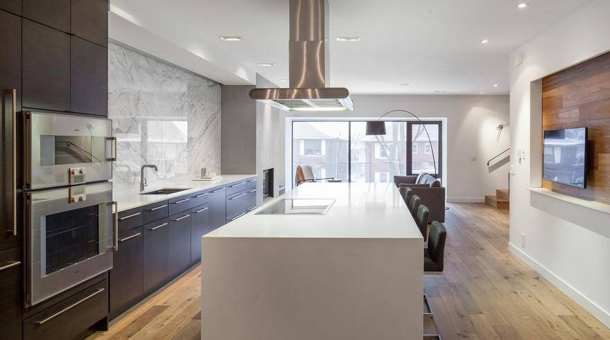 Toronto Midtown Triplex by JCI Architects 5