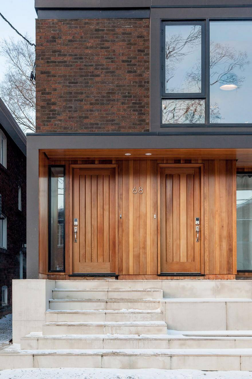 Toronto Midtown Triplex by JCI Architects 1