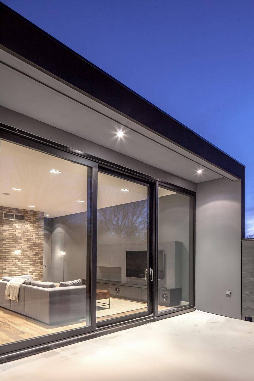Toronto Midtown Triplex by JCI Architects 9