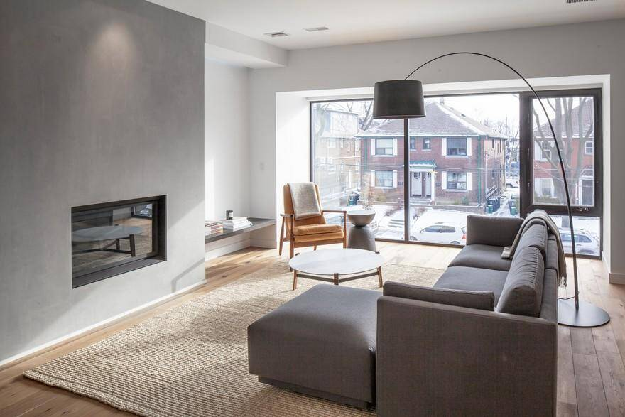 Toronto Midtown Triplex by JCI Architects 2