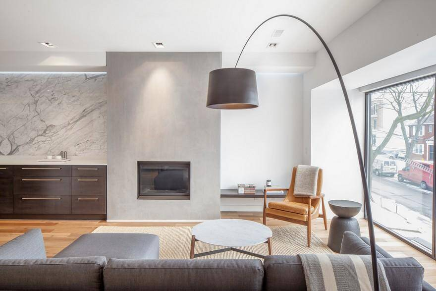 Toronto Midtown Triplex by JCI Architects 3